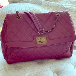 Vintage look purse